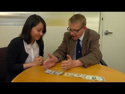 Celebrated Swedish statistician Hans Rosling visits the World Bank and tells Pabsy Pabalan that he supports the Bank's open data policy; believes statistics represent stories about people and that his favorite number is zero. Then he pulls out some dollar bills and things get even more interesting. http://data.worldbank.org/ Hans Rosling's Favorite Number? Zero! - via World Bank YouTube
