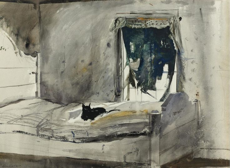 72 best wyeths (all of them) images on Pinterest | Andrew wyeth ...