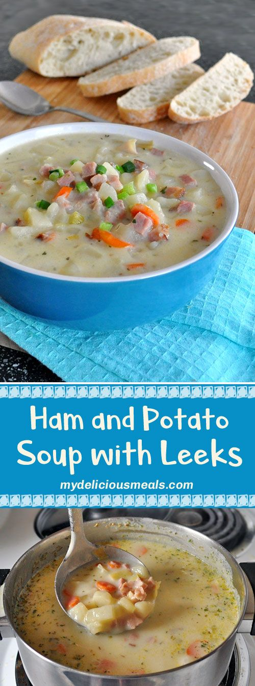 Best 25+ Leek soup ideas on Pinterest | Potato leek soup ...