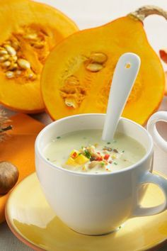 Rezept Gemüsecremesuppe mit Milkana Sahne