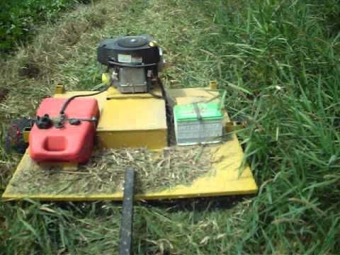 diy trail mower  | Rough Cut Mower (Homemade) | How To Save Money And Do It Yourself!