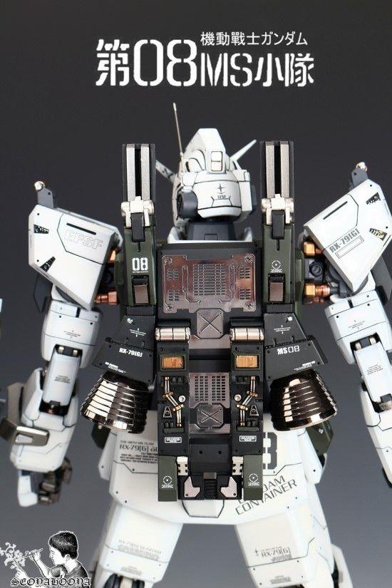 Amazing 1/60 RX-79[G] Gundam Ground Type conversion kit: Latest Work by SeoyaHooya. Full Photoreview No.59 Big Size Images http://www.gunjap.net/site/?p=221160