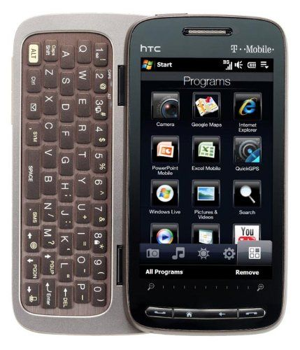 Htc Touch Pro 2 T7373 Unlocked GSM Smartphone International Version / Qwerty Keyboard / Touchscreen / 3.5g Quadband 3+ Megapixel Camera, A2DP, Bluetooth, Calendar, Camera. Edge, Email Client, GPS / Location, High-Speed Data GPRS. Memory Card Slot, MP3, Qwerty Keyboard, Smartphone, Speaker Phone, Touch Screen, Video Capture, Video Clip, Wi-Fi. Windows Mobile for Smartphones. 3G EURO Standard, Quad ... #HTC #Wireless