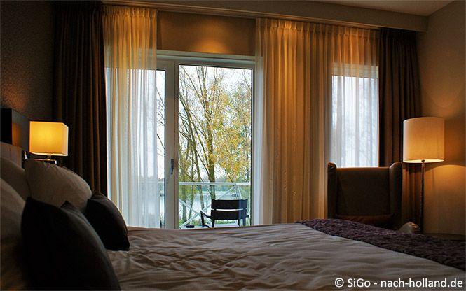 Wellness vom Feinsten - Unser Zimmer im Hotel Thermen Bussloo