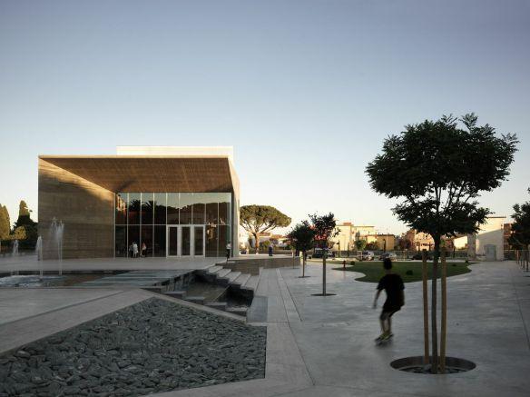 Novo Teatro de Montalto di Castro - Itália