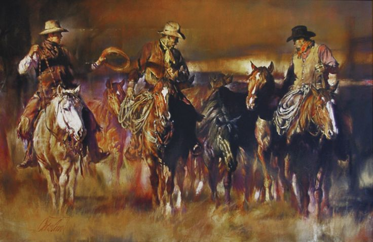 Western Art | The Art of Chris Owen | Chris Owen Western Art Publishing