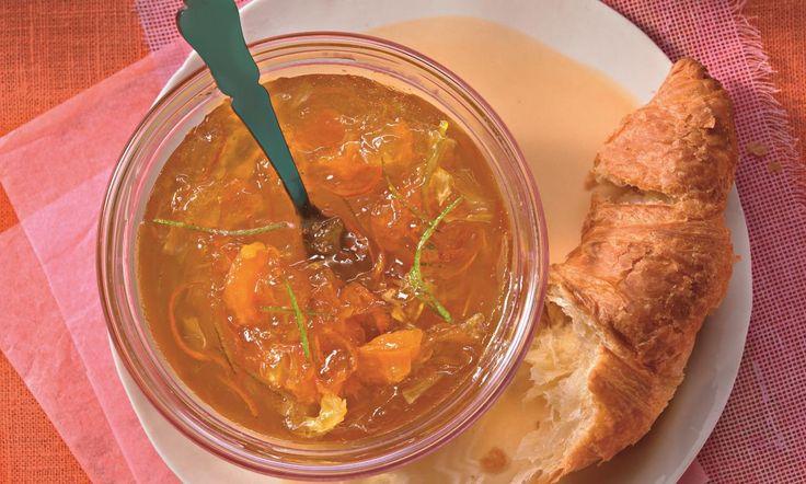 Marmelada od limeta i mandarina Recept | Dr. Oetker