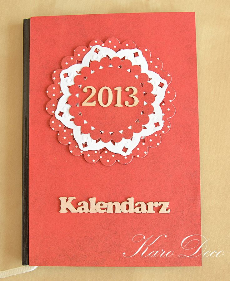 Na czerwono / calendar