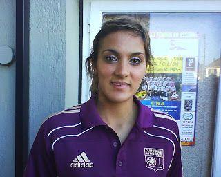 Joe Dorish Sports: Great Photos of Female Soccer Star Louisa Necib at...