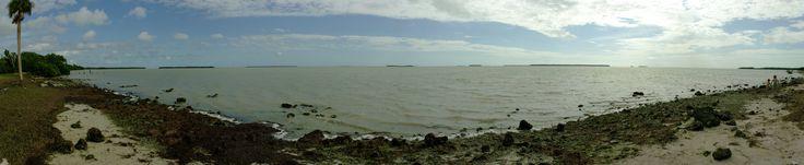 Florida Bay panorama