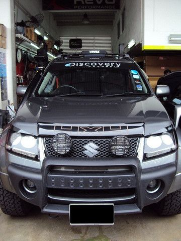 Revo Performance Pte Ltd — Suzuki Grand Vitara Front Bumper Body Kit                                                                                                                                                                                 Más