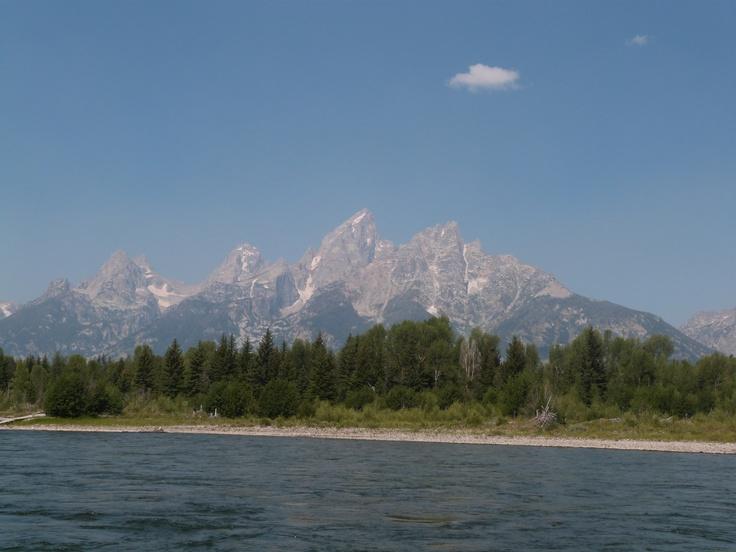 Solitude Float Trip - Grand Teton National Park