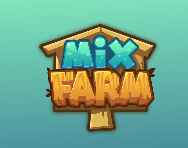 游戏UI 一些卡通的Logo-游戏UI-...