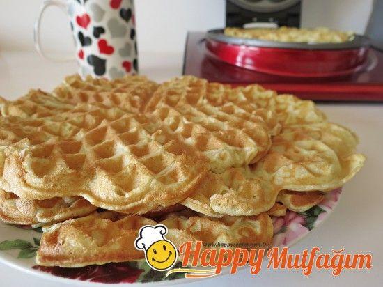 Günün Tarifi: Orijinal Waffle Yapımı!