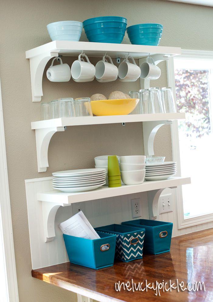 17 best kitchen shelf bracket images on pinterest kitchen cupboards kitchen racks and kitchen. Black Bedroom Furniture Sets. Home Design Ideas