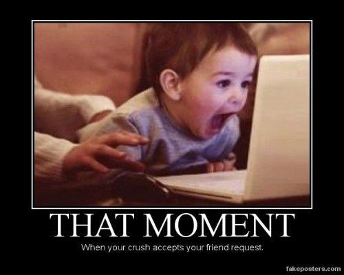 Kids using Instagram