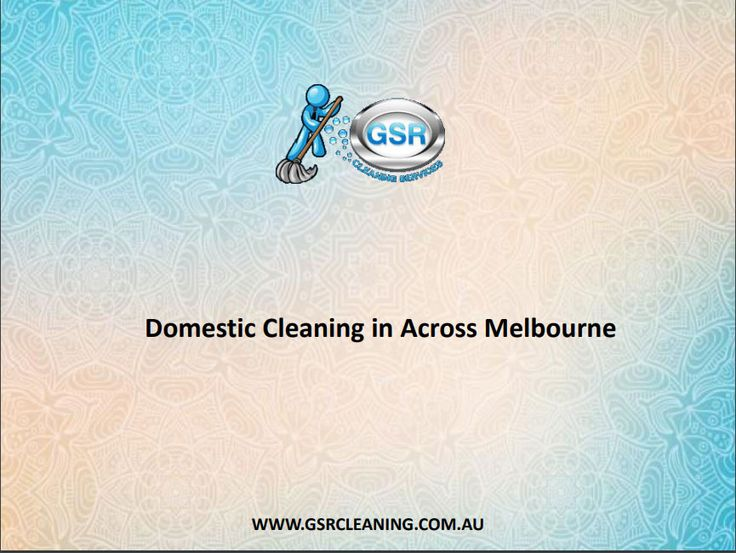 If you are planning on moving houses or simply lead a busy lifestyle, let GSR Cleaning Services take care of all your domestic cleaning needs and have your home looking clean and tidy.