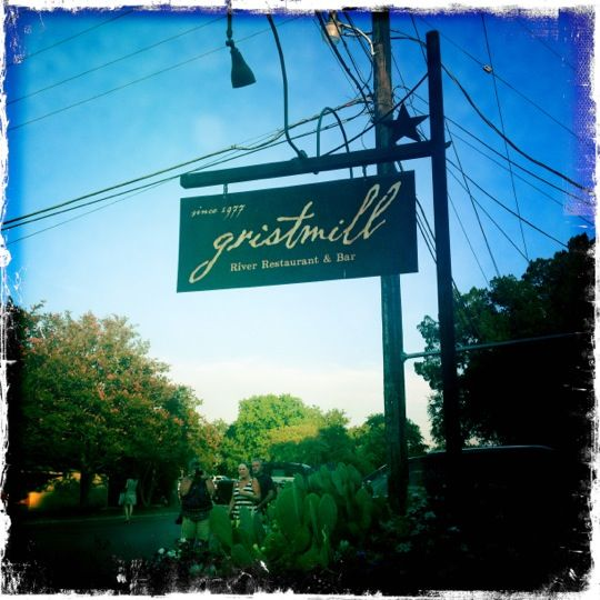Gristmill River Restaurant & Bar