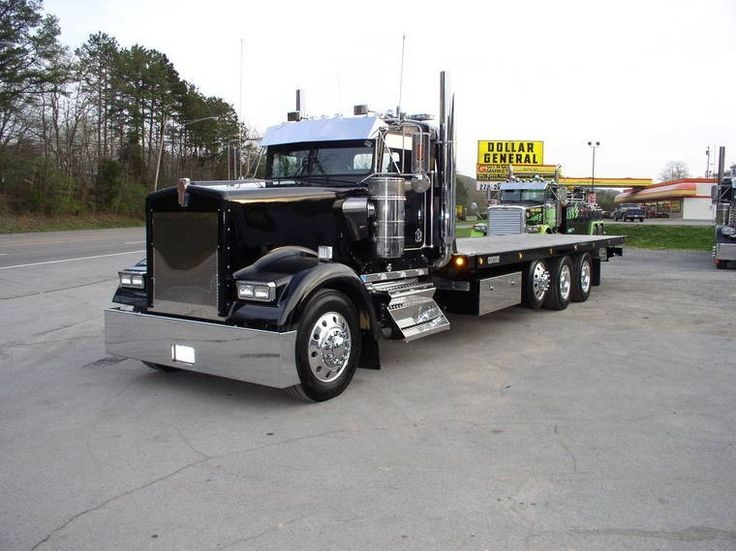 Tri Axle Roll Back : Best images about custom tow trucks on pinterest