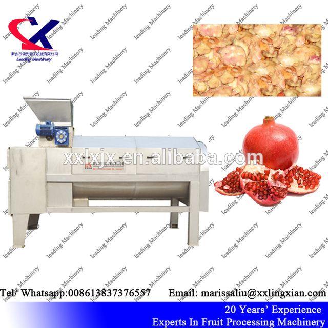 Source Pomegranate Peeling Machine Industrial Use Pomegranate