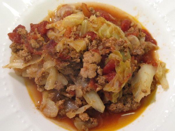 Deconstructed Stuffed Cabbage Casserole Recipes — Dishmaps