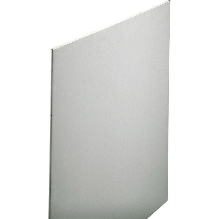 Plaque De Plâtre Ks Standard Nf 25 X 12 M Ba13 Entraxe