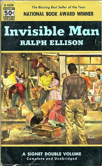 an examination of invisible man by ralph ellison Animus in ralph ellison's invisible man j bradford  3 for a more thorough  examination of the origins and features of this collaboration between racial and.