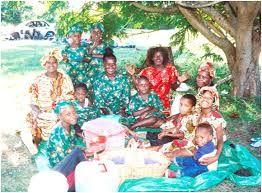 A Guyanese family celebrates Emancipation day