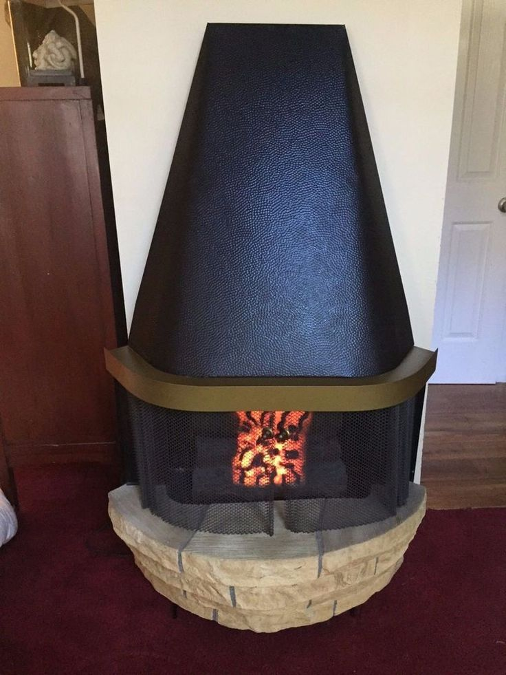 Vintage Mid Century Sears Roebuck USA Electric Faux Fireplace Space Heater  1650w - 17 Best Ideas About Fireplace Space Heater On Pinterest Small