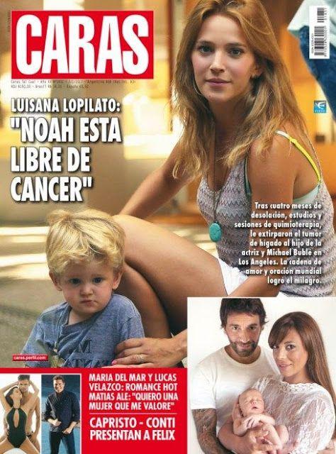 Luisana Lopilato covers Caras Magazine [Argentina] (7 February 2017) (2017) http://ift.tt/2lsY6b5