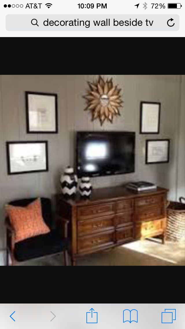 Best 25 pictures around tv ideas on pinterest for Flat screen tv bedroom ideas