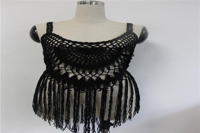 $18.81 - Cool Summer Bikini Crochet Cover Up Cover Up Beach Dress Bathing Suit Women Knitted Swimwear B2Cshop - Buy it Now!