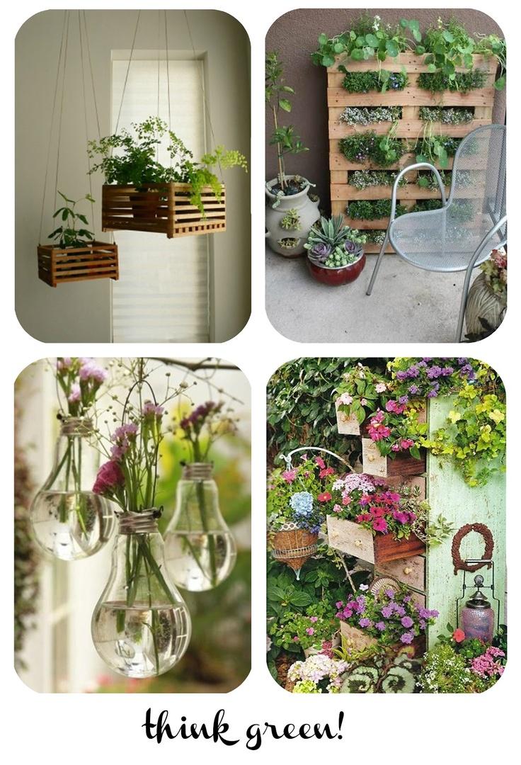 Green design_recycle_DIY