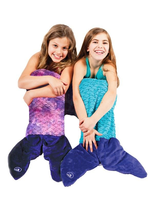 Mermaid Sleeping Bag - Turquoise / Cobalt, Rainbow Tie Dye, Free Shipping  Shop Now !