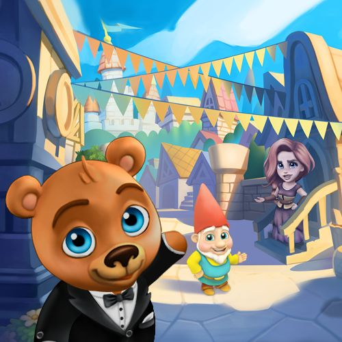 Little Bert in Classic Quest: Masquerade