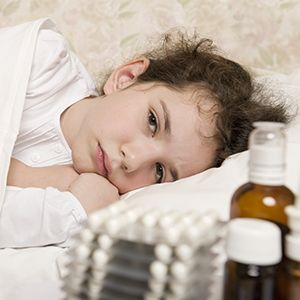 Pneumonia Symptoms in Kids. When is a cold not a cold?