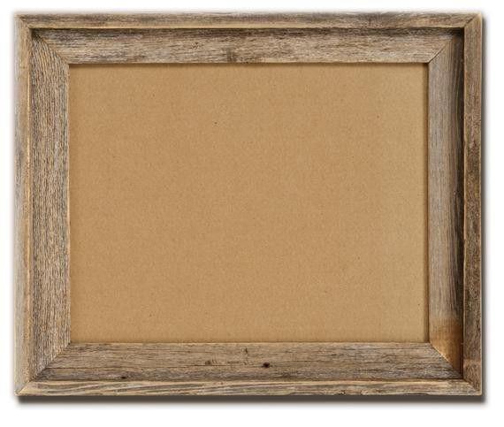Items similar to Barnwood Frame 11x14 Natural Barn Wood Frame w/ Glass on Etsy