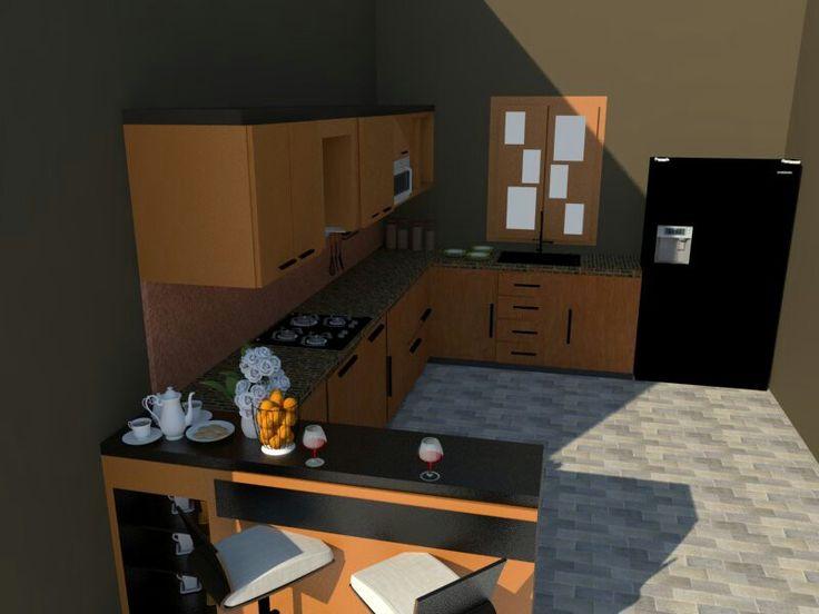 #Interior # kitchen
