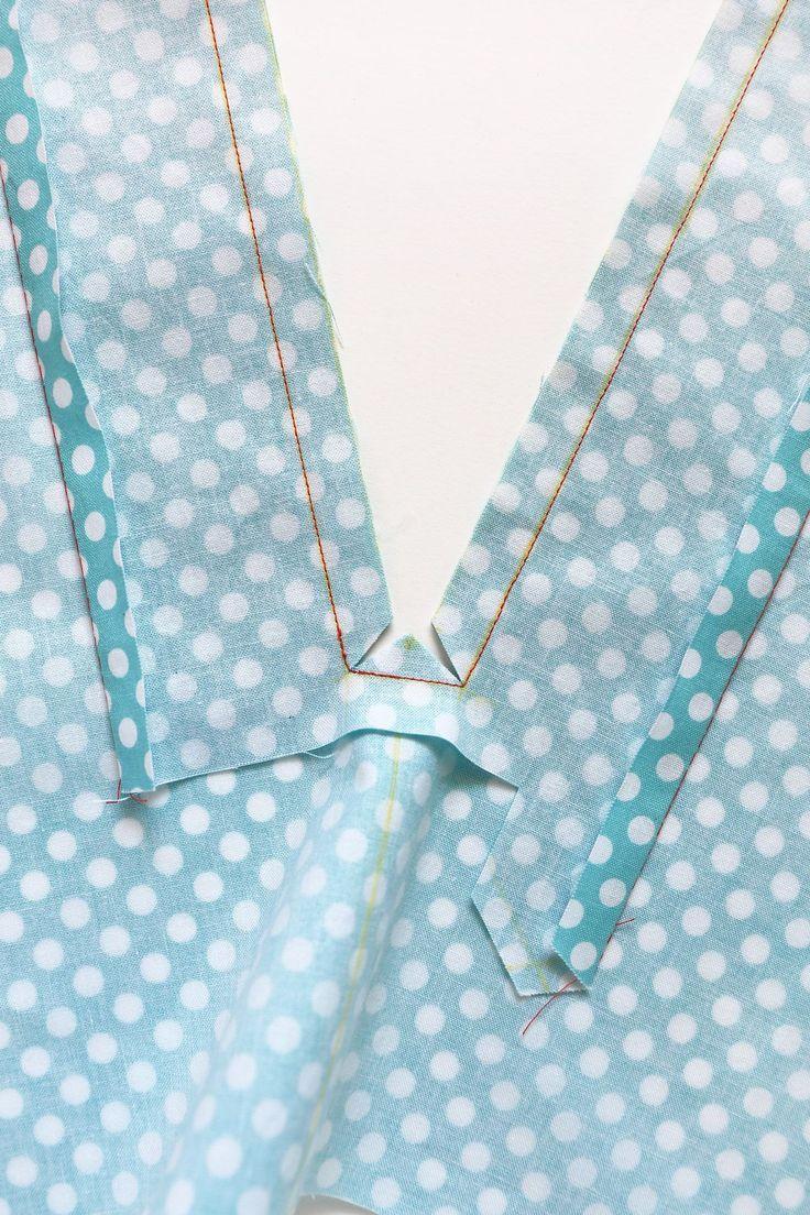 Como fazer golas: aprenda as 3 técnicas mais utilizadas em blusas, camisas e vestidos