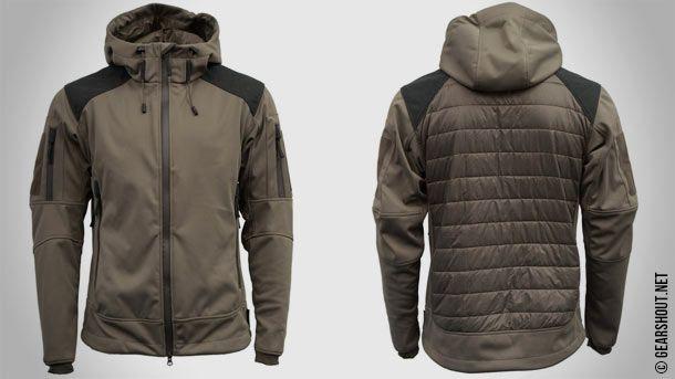Carinthia выпустила новую гибридную софтшелл куртку KSK Softshell Jacket