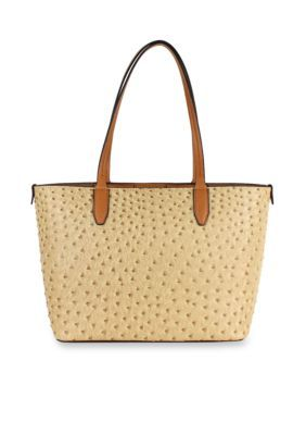 New Directions  Loren Shopper Tote - Sand - One Size