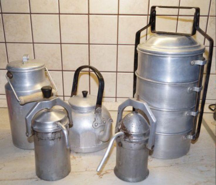 Aluminium konyhai eszközök