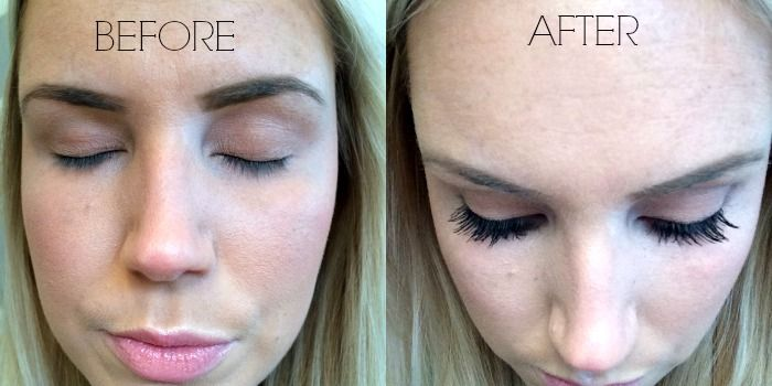 Younique Mascara First Impression Review #youniquemascarareview
