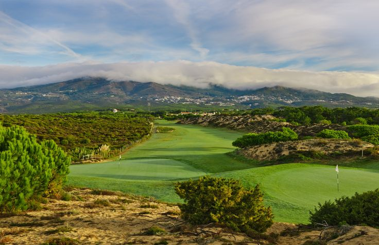 The best of golf in portugal - Play Oitavos Dunes, a cliff-top course that quickly gained a place in the 'World top 100'. #Portugal #Golf #Travel