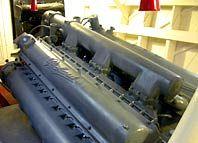 Elco PT Boat Packard Merlin V12