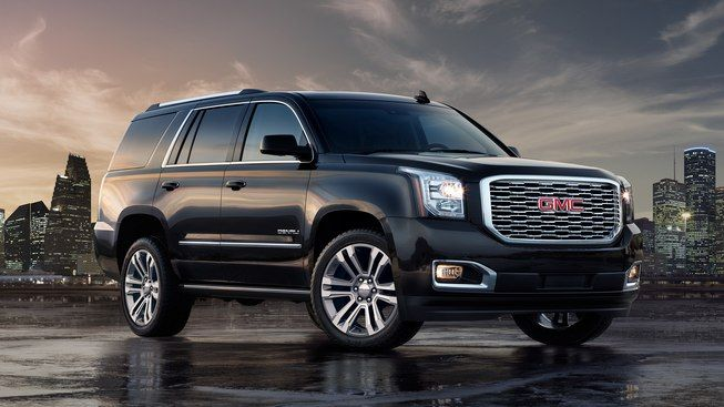 Image Of The 2018 Gmc Yukon Denali Full Size Luxury Suv Gmc