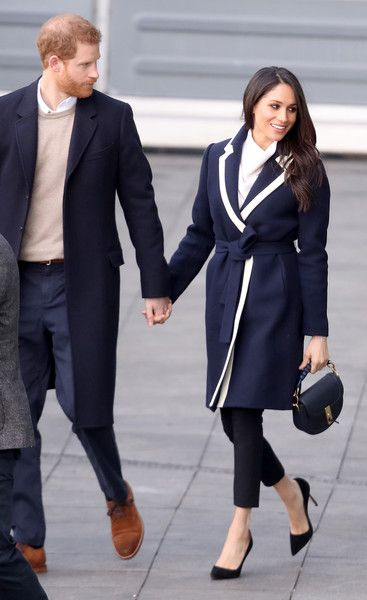 Prince Harry and Meghan Markle visit Birmingham on March 8, 2018 in Birmingham, England.