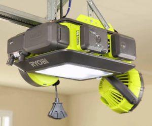 Ultra-Quiet Smart Garage Door Opener