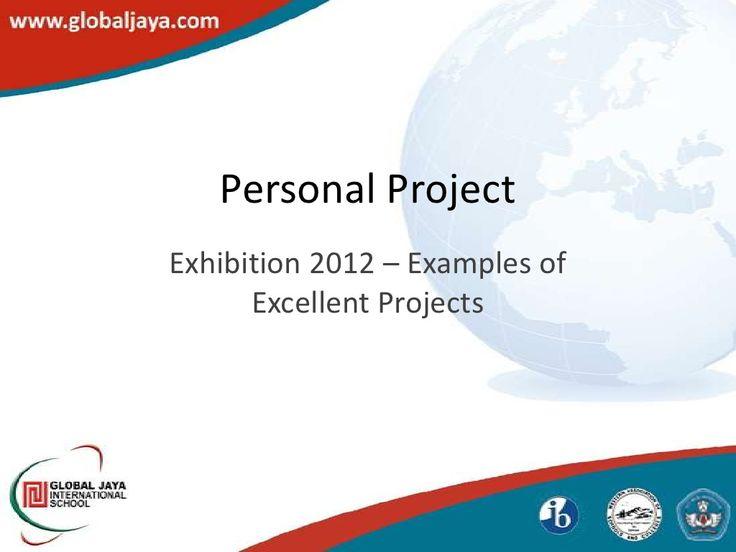 gjis-ib-myp-personal-project-sample by PakLiam via Slideshare
