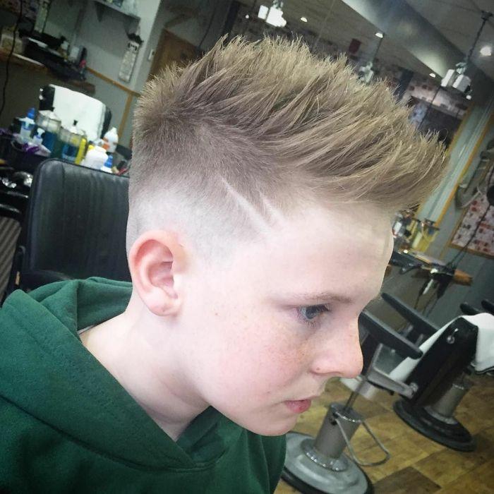 1001 Ideen Fur Jungen Frisuren Zum Nachmachen Jungs Frisuren Coole Jungs Frisuren Coole Frisuren
